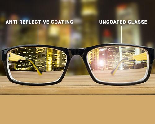 Anti Reflective Coating Lens